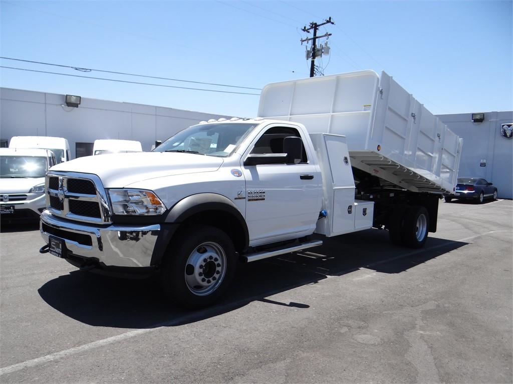2018 Ram 5500 Regular Cab DRW 4x2,  Landscape Dump #R1687T - photo 5