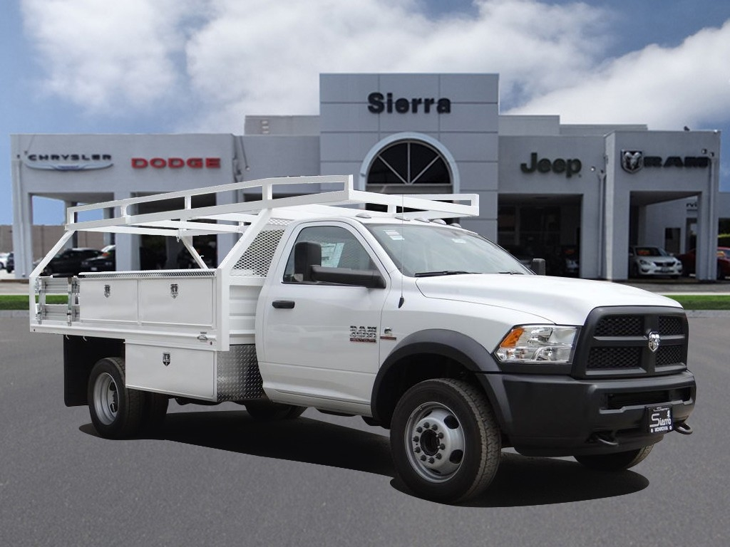 2018 Ram 4500 Regular Cab DRW 4x2,  Martin's Quality Truck Body Contractor Body #R1693T - photo 1