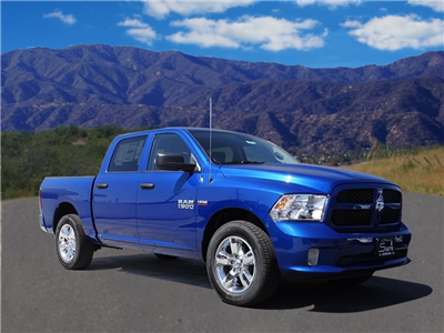 2018 Ram 1500 Crew Cab 4x2,  Pickup #R1695 - photo 1
