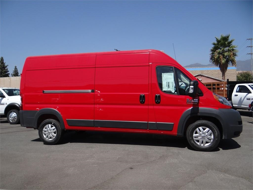 2018 ProMaster 2500 High Roof FWD,  Empty Cargo Van #R1709T - photo 3