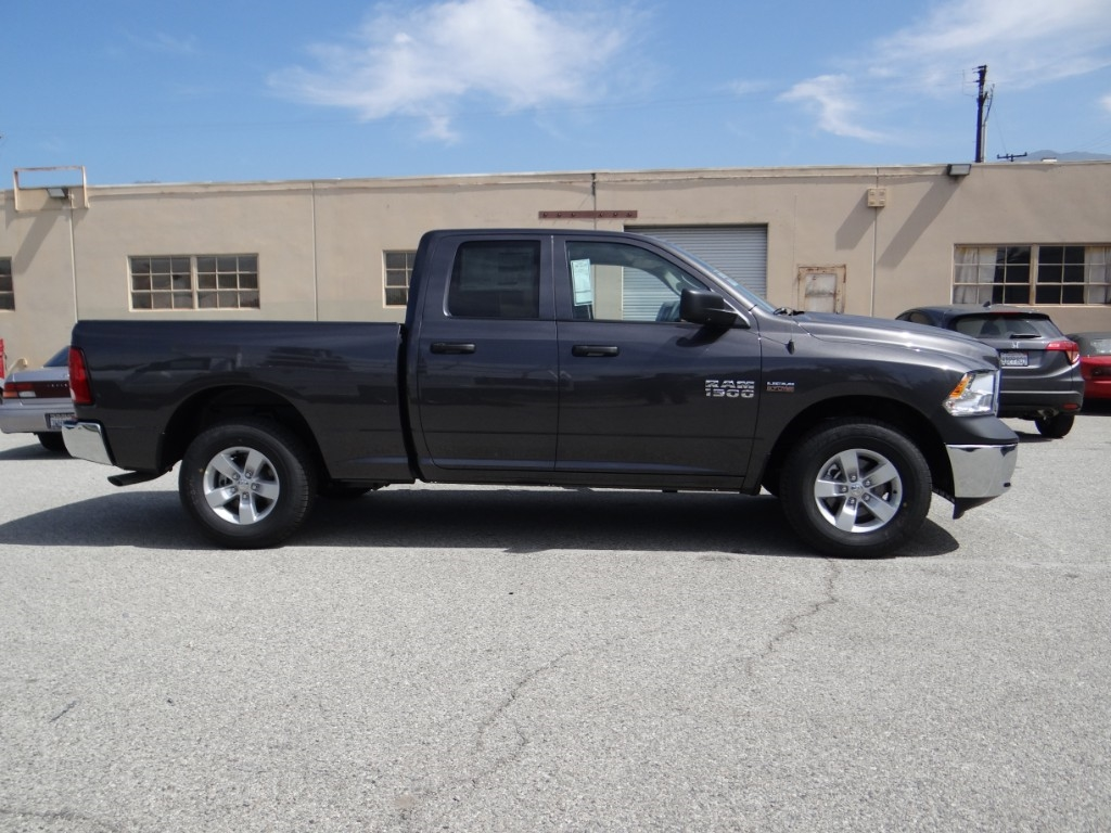 2018 Ram 1500 Quad Cab 4x2,  Pickup #R1710 - photo 3