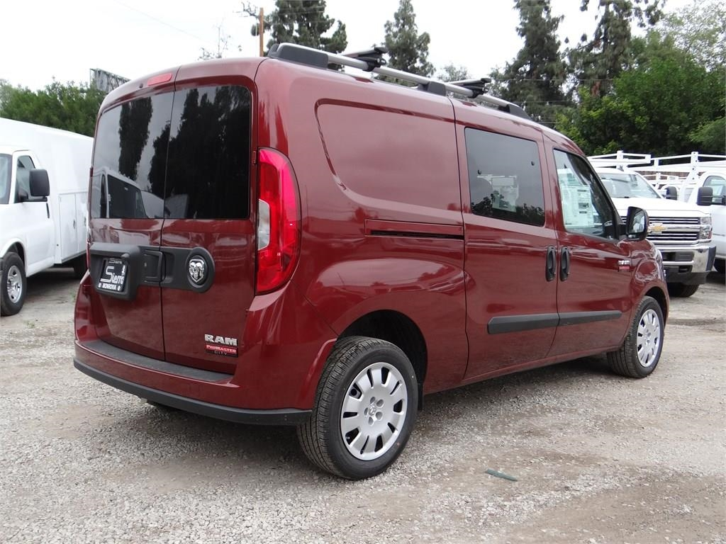 2018 ProMaster City FWD,  Empty Cargo Van #R1715T - photo 4