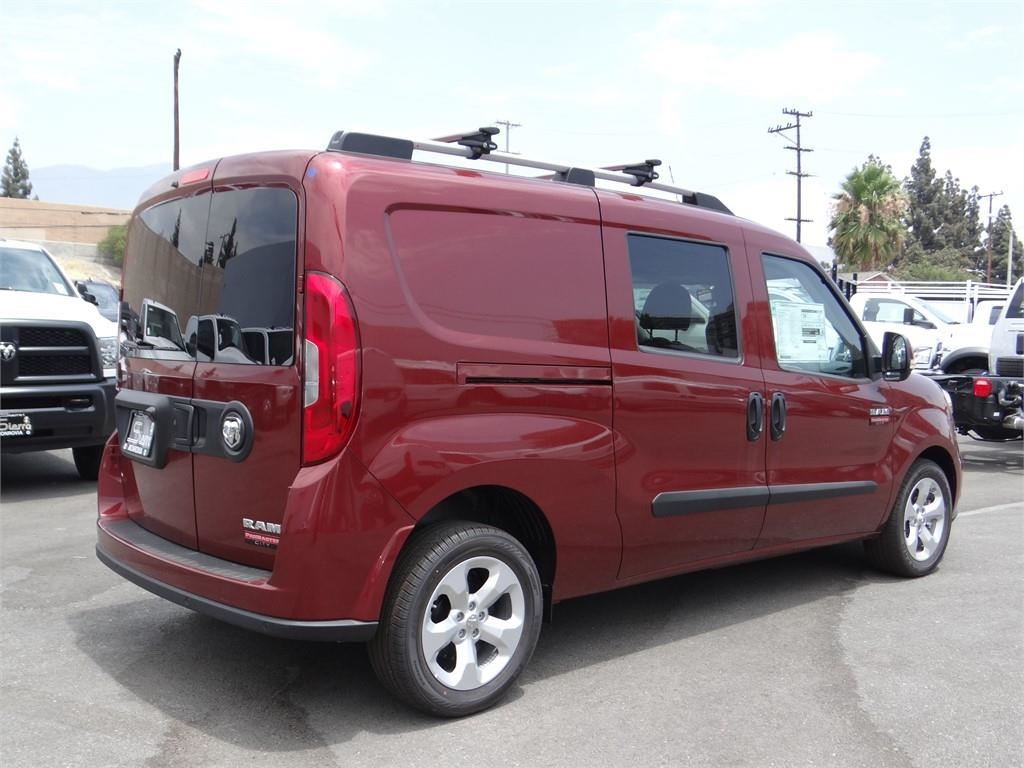 2018 ProMaster City FWD,  Empty Cargo Van #R1746T - photo 4