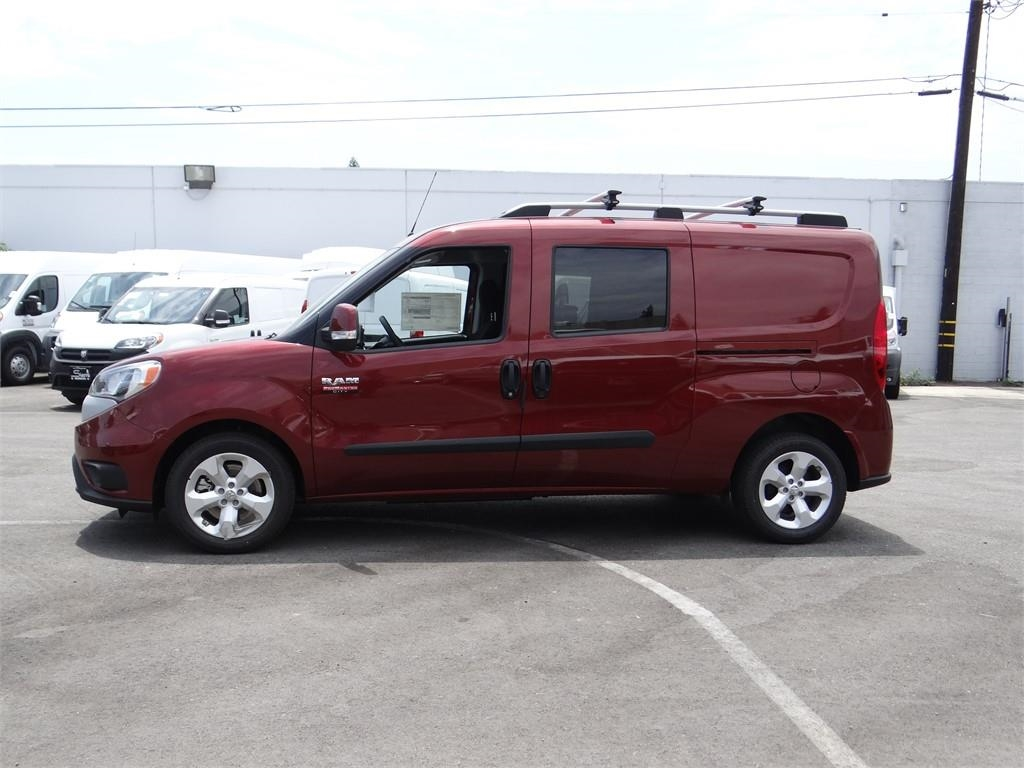 2018 ProMaster City FWD,  Empty Cargo Van #R1746T - photo 7