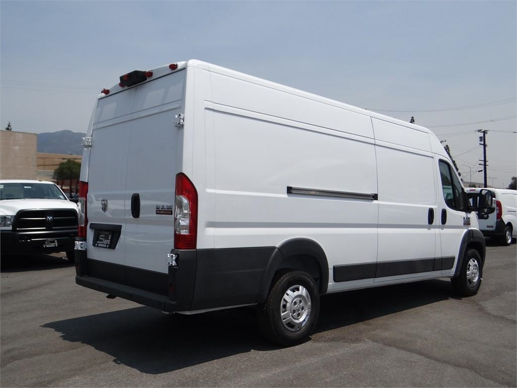 2018 ProMaster 3500 High Roof FWD,  Empty Cargo Van #R1755T - photo 4