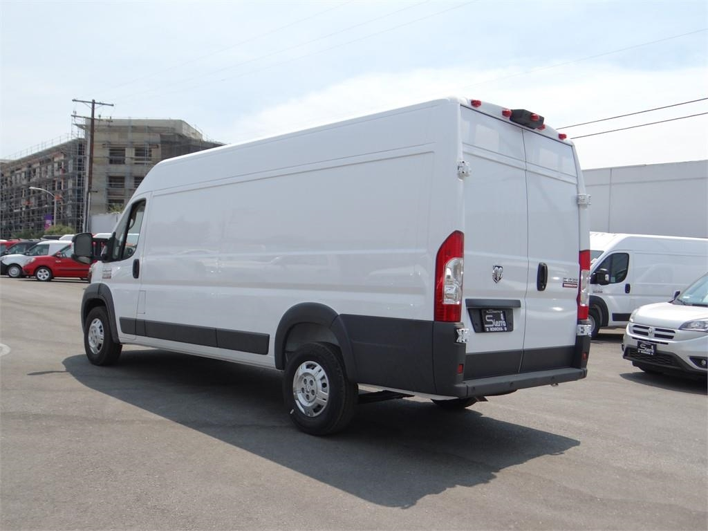 2018 ProMaster 3500 High Roof FWD,  Empty Cargo Van #R1755T - photo 6