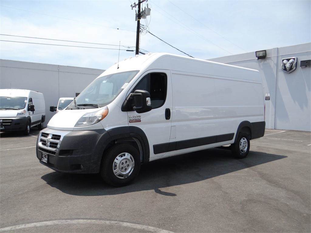 2018 ProMaster 3500 High Roof FWD,  Empty Cargo Van #R1755T - photo 8