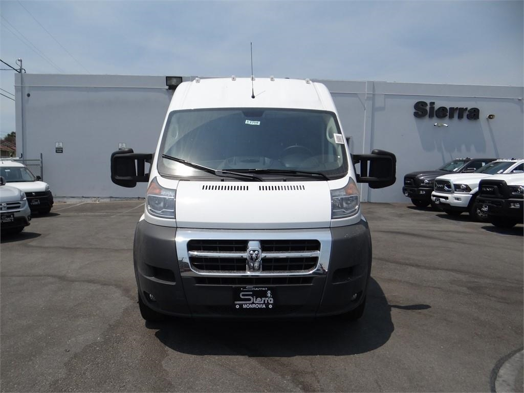 2018 ProMaster 3500 High Roof FWD,  Empty Cargo Van #R1755T - photo 9
