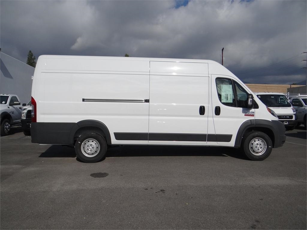 2018 ProMaster 3500 High Roof FWD,  Empty Cargo Van #R1768T - photo 3