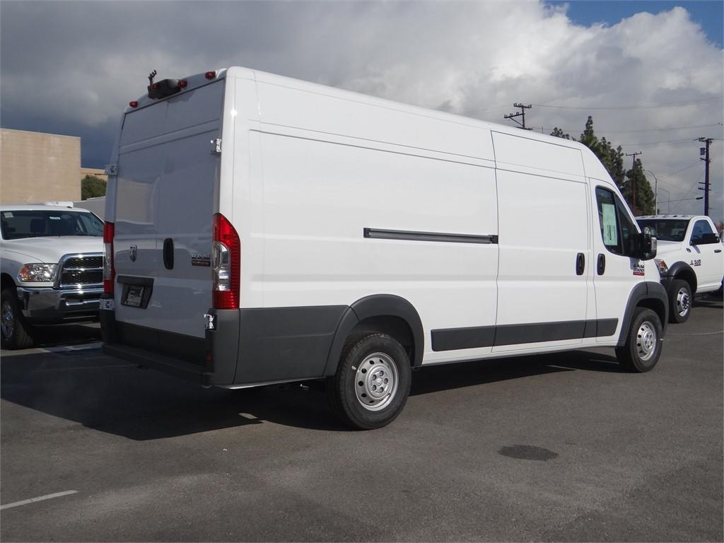 2018 ProMaster 3500 High Roof FWD,  Empty Cargo Van #R1768T - photo 4