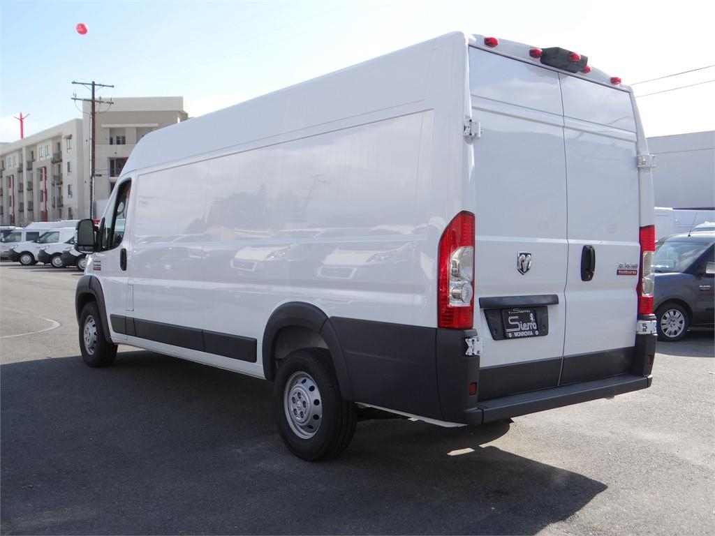 2018 ProMaster 3500 High Roof FWD,  Empty Cargo Van #R1768T - photo 6