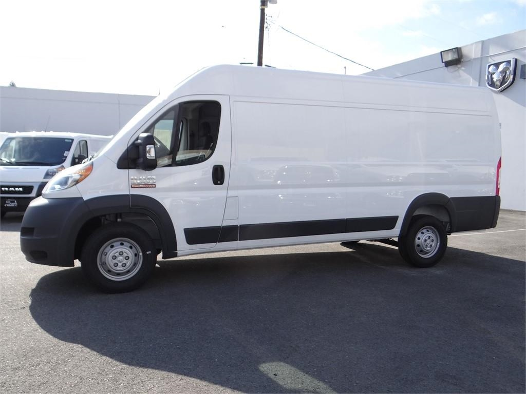 2018 ProMaster 3500 High Roof FWD,  Empty Cargo Van #R1768T - photo 7
