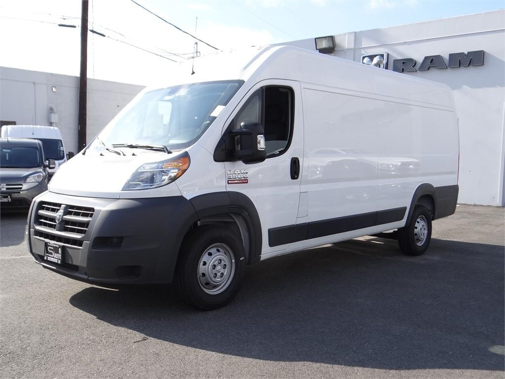 2018 ProMaster 3500 High Roof FWD,  Empty Cargo Van #R1768T - photo 8