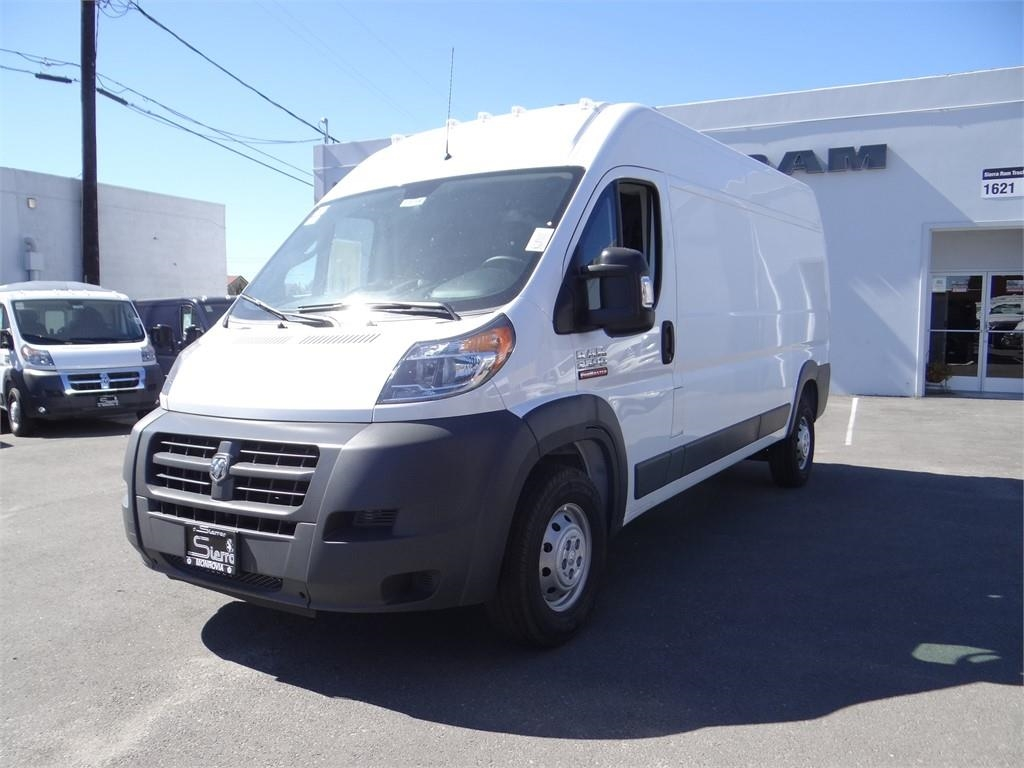 2018 ProMaster 2500 High Roof FWD,  Empty Cargo Van #R1769T - photo 8