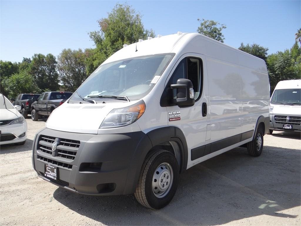 2018 ProMaster 2500 High Roof FWD,  Empty Cargo Van #R1772T - photo 8