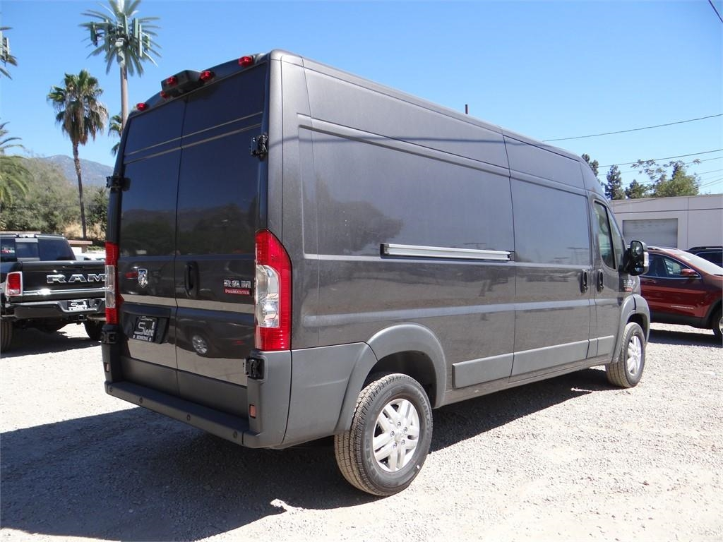 2018 ProMaster 2500 High Roof FWD,  Empty Cargo Van #R1773T - photo 4