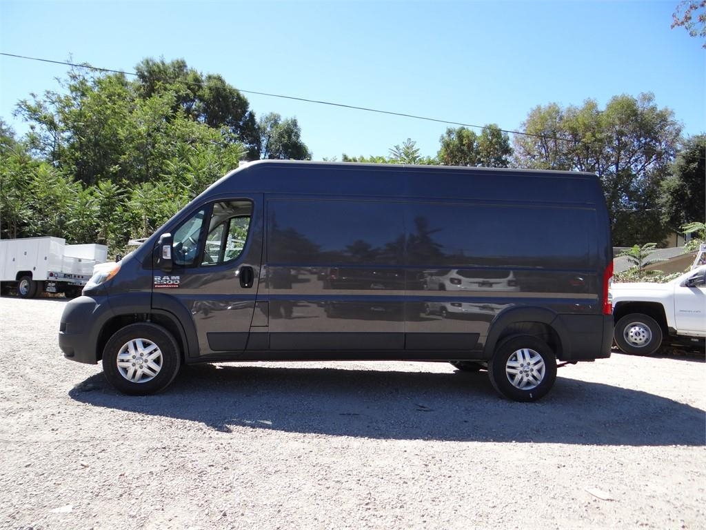 2018 ProMaster 2500 High Roof FWD,  Empty Cargo Van #R1773T - photo 7