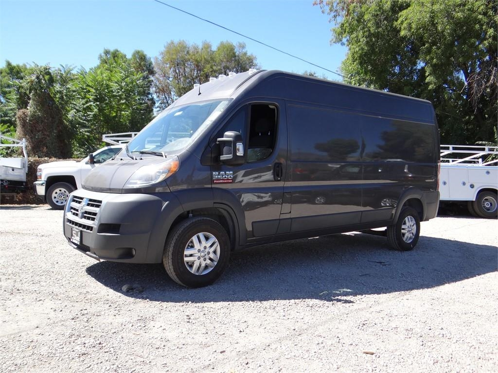 2018 ProMaster 2500 High Roof FWD,  Empty Cargo Van #R1773T - photo 8