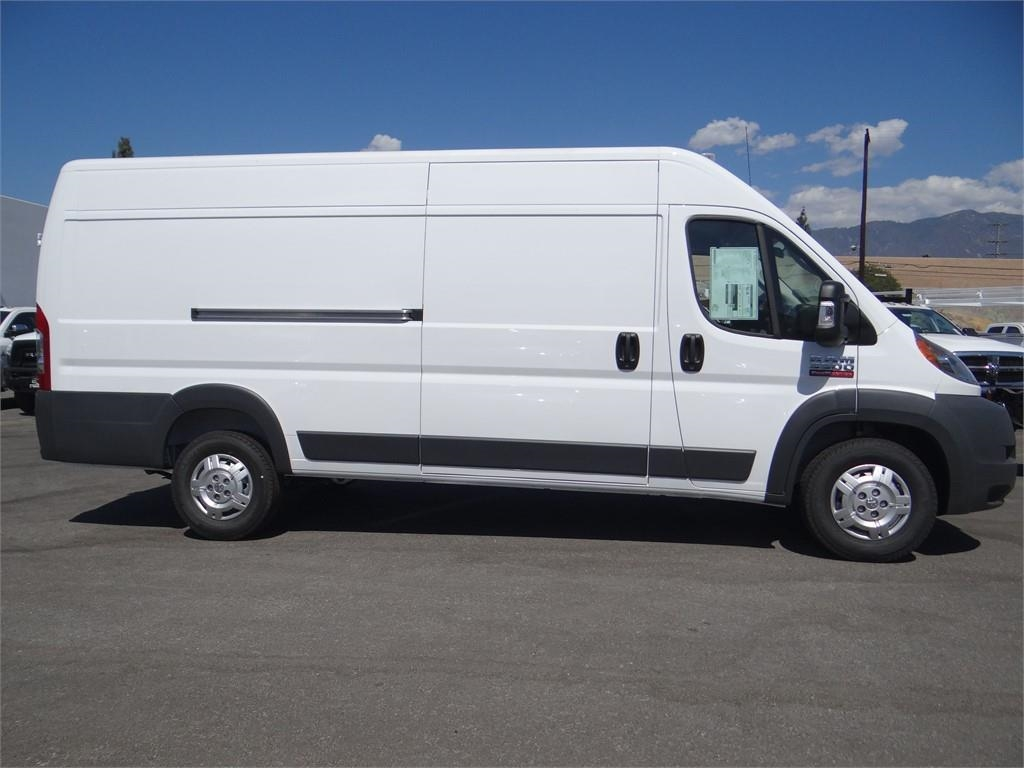2018 ProMaster 3500 High Roof FWD,  Empty Cargo Van #R1775T - photo 3