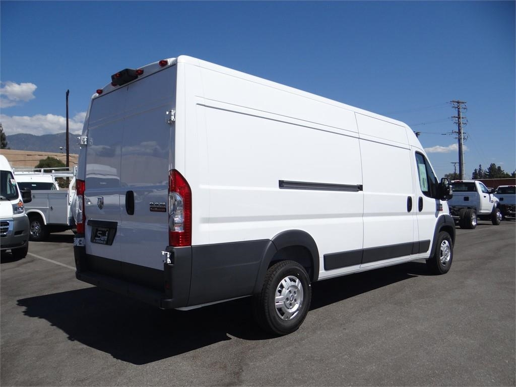 2018 ProMaster 3500 High Roof FWD,  Empty Cargo Van #R1775T - photo 4