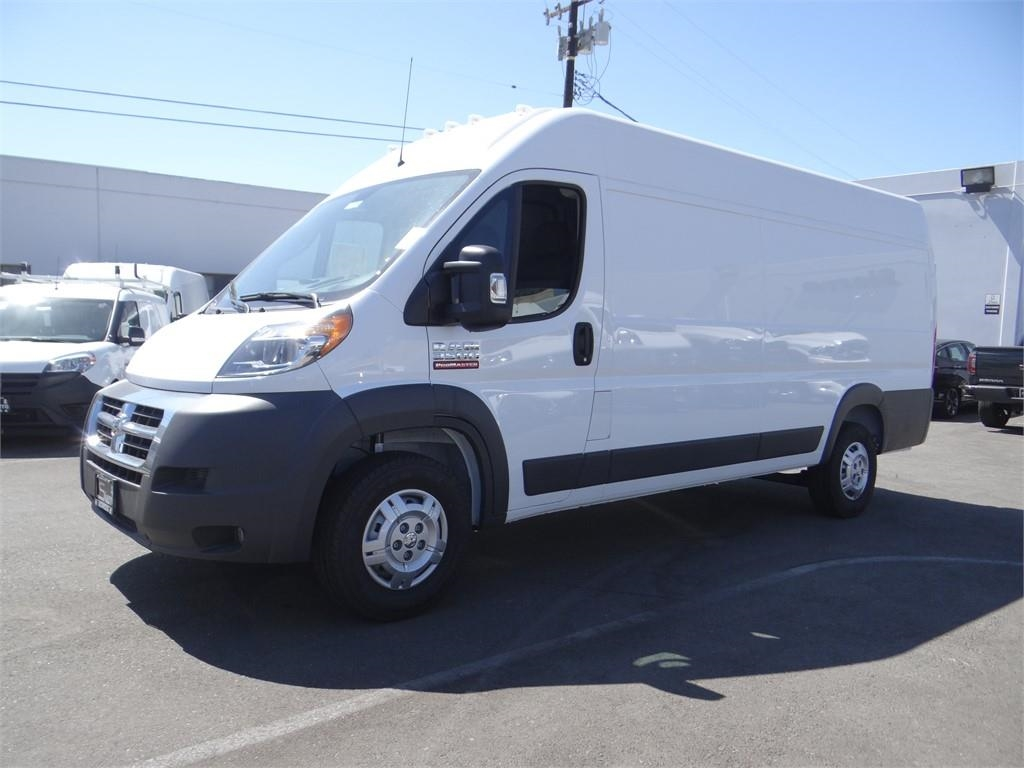2018 ProMaster 3500 High Roof FWD,  Empty Cargo Van #R1775T - photo 8