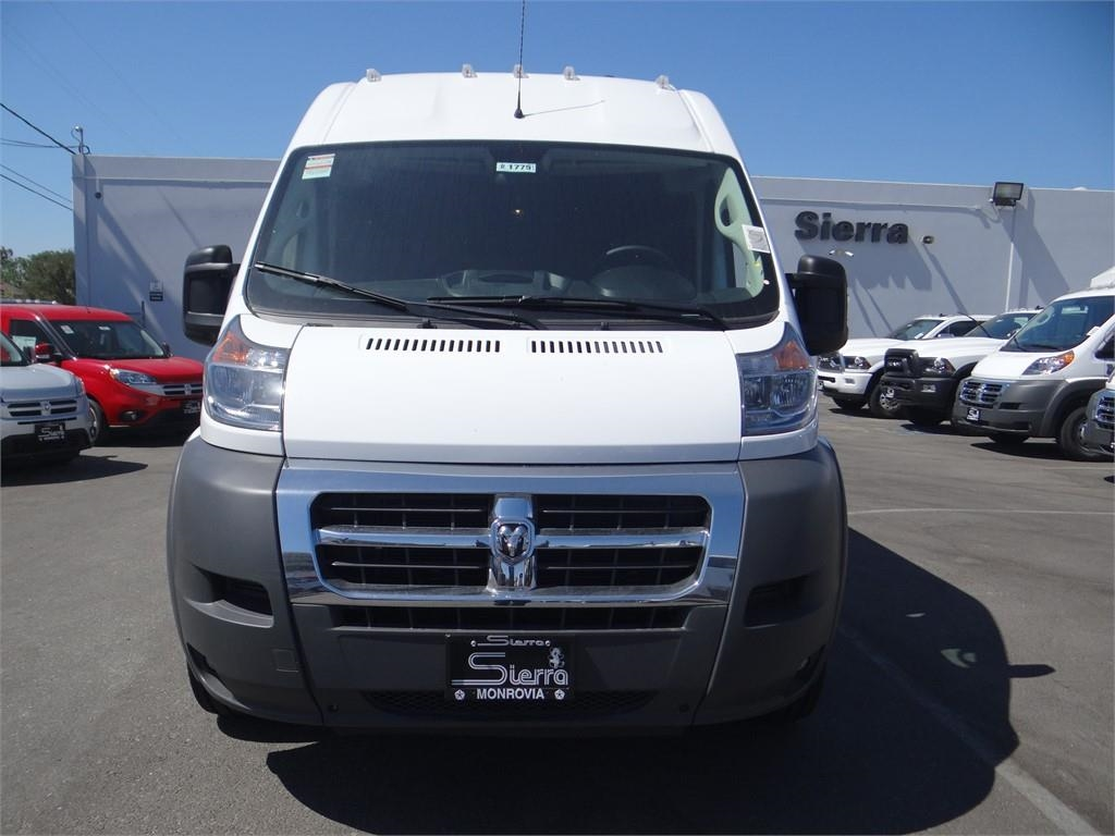 2018 ProMaster 3500 High Roof FWD,  Empty Cargo Van #R1775T - photo 9