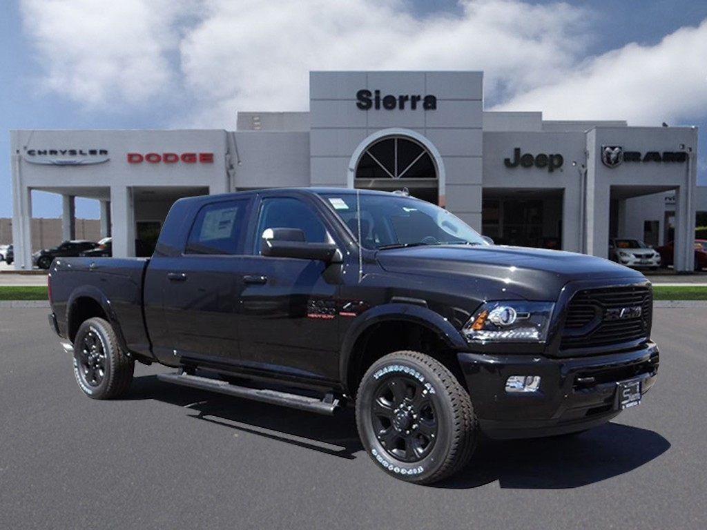 2018 Ram 3500 Mega Cab 4x4,  Pickup #R1776T - photo 1