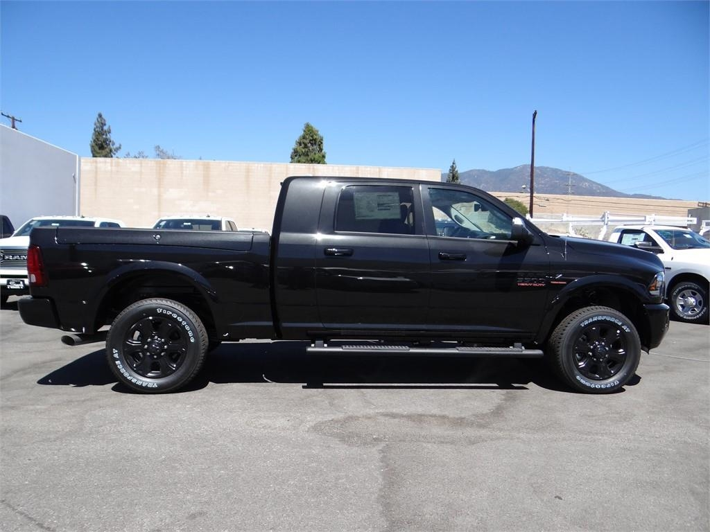 2018 Ram 3500 Mega Cab 4x4,  Pickup #R1776T - photo 3