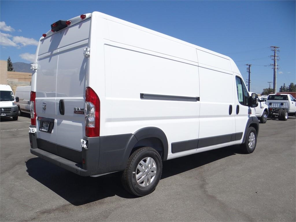 2018 ProMaster 2500 High Roof FWD,  Empty Cargo Van #R1777T - photo 4
