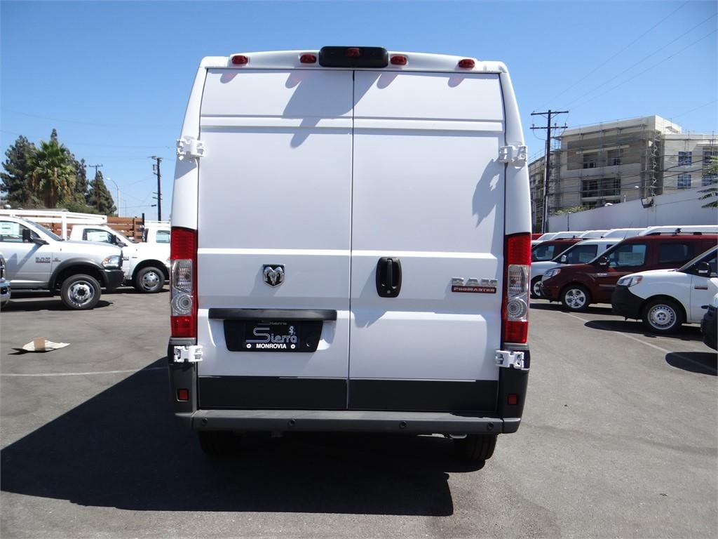 2018 ProMaster 2500 High Roof FWD,  Empty Cargo Van #R1777T - photo 5