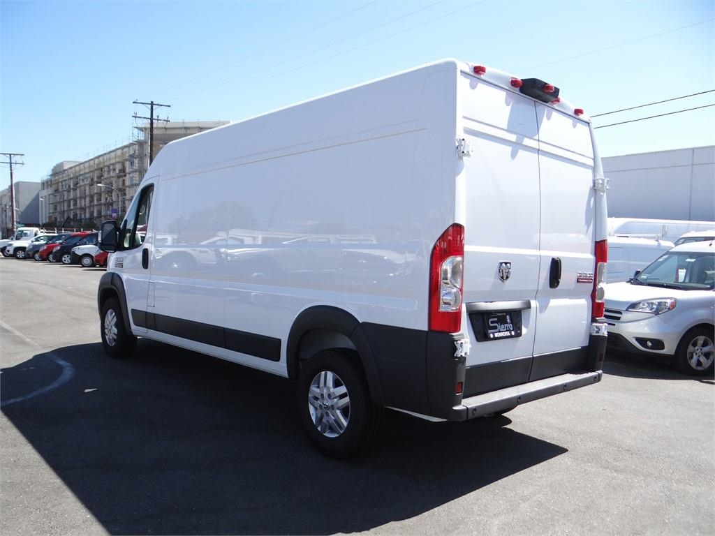 2018 ProMaster 2500 High Roof FWD,  Empty Cargo Van #R1777T - photo 6