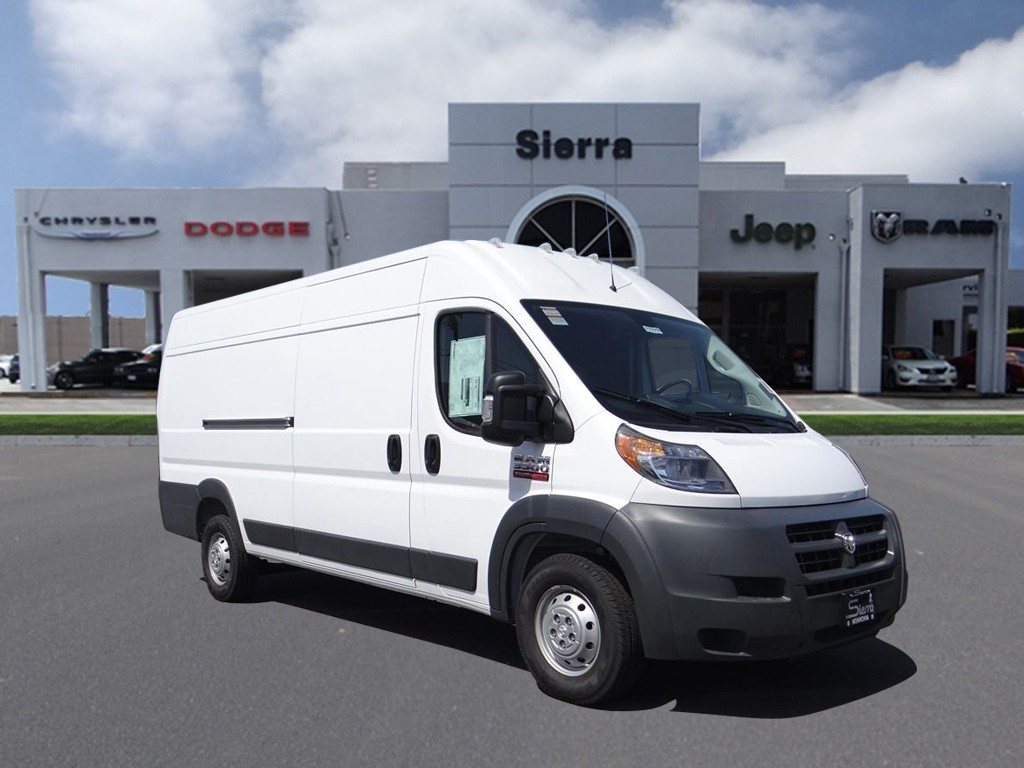 2018 ProMaster 3500 High Roof FWD,  Empty Cargo Van #R1779T - photo 1