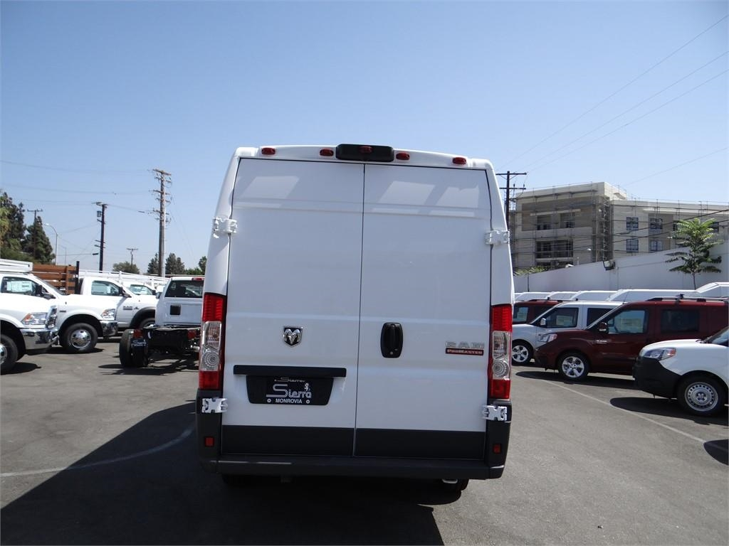2018 ProMaster 3500 High Roof FWD,  Empty Cargo Van #R1779T - photo 5