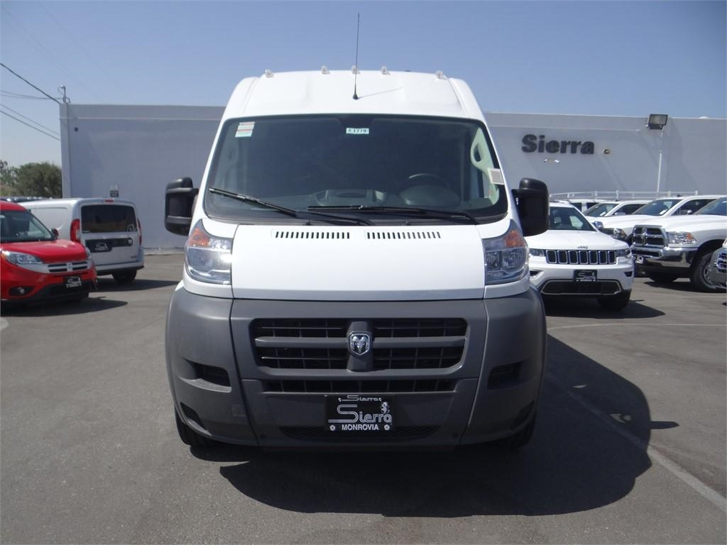 2018 ProMaster 3500 High Roof FWD,  Empty Cargo Van #R1779T - photo 9