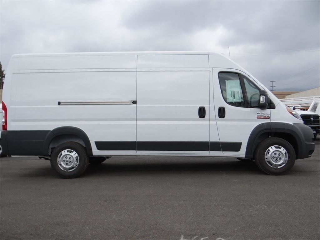 2018 ProMaster 3500 High Roof FWD,  Empty Cargo Van #R1780T - photo 3