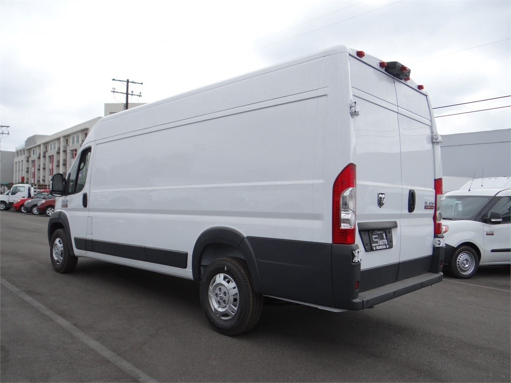2018 ProMaster 3500 High Roof FWD,  Empty Cargo Van #R1780T - photo 6