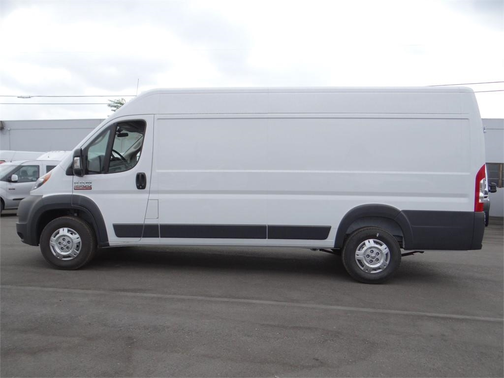 2018 ProMaster 3500 High Roof FWD,  Empty Cargo Van #R1780T - photo 7