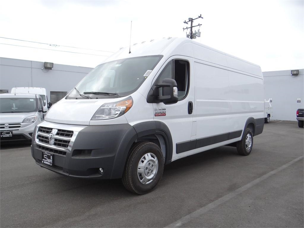 2018 ProMaster 3500 High Roof FWD,  Empty Cargo Van #R1780T - photo 8