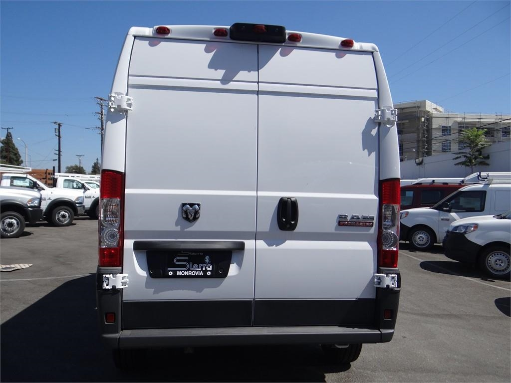 2018 ProMaster 2500 High Roof FWD,  Empty Cargo Van #R1781T - photo 4