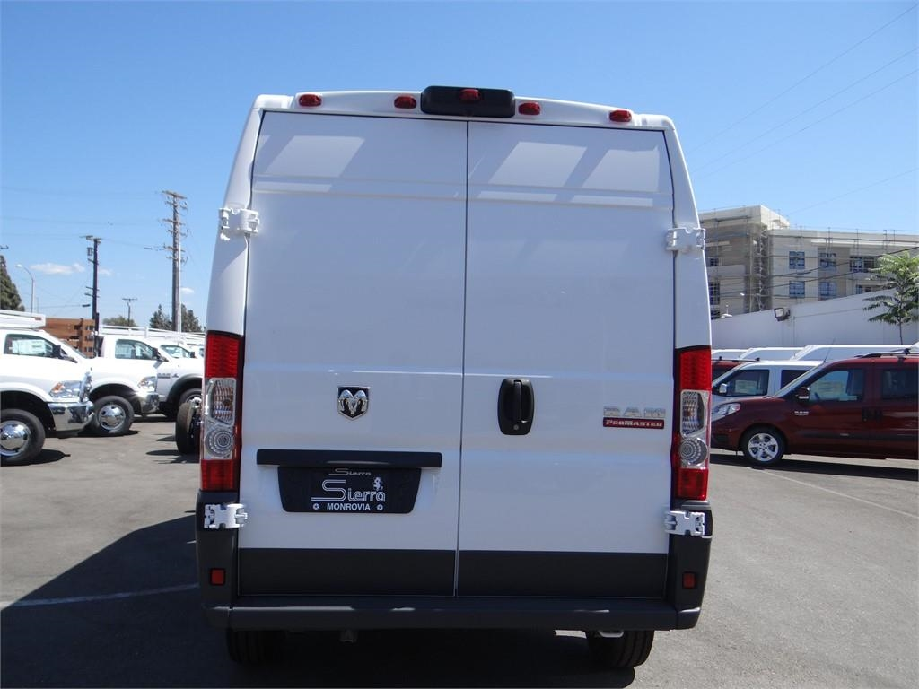 2018 ProMaster 2500 High Roof FWD,  Empty Cargo Van #R1788T - photo 5