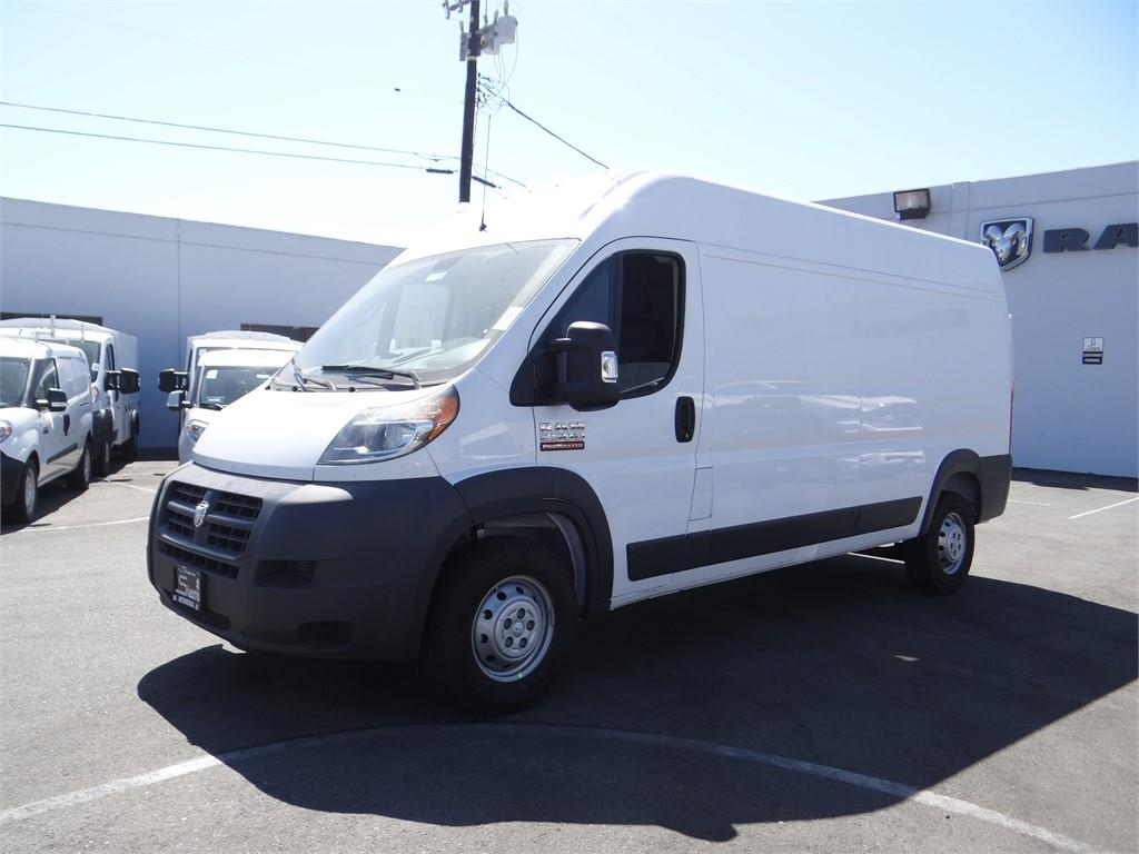 2018 ProMaster 2500 High Roof FWD,  Empty Cargo Van #R1789T - photo 8
