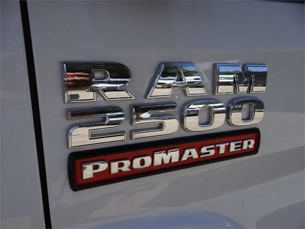 2018 ProMaster 2500 High Roof FWD,  Empty Cargo Van #R1792T - photo 22