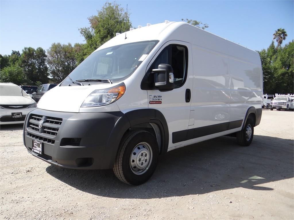 2018 ProMaster 2500 High Roof FWD,  Empty Cargo Van #R1792T - photo 8