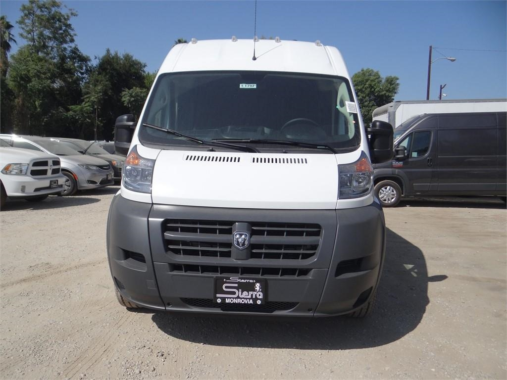 2018 ProMaster 2500 High Roof FWD,  Empty Cargo Van #R1792T - photo 9