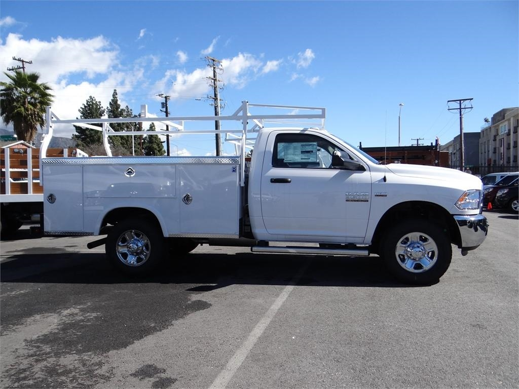2018 Ram 3500 Regular Cab 4x2,  Royal Service Body #R1793T - photo 3
