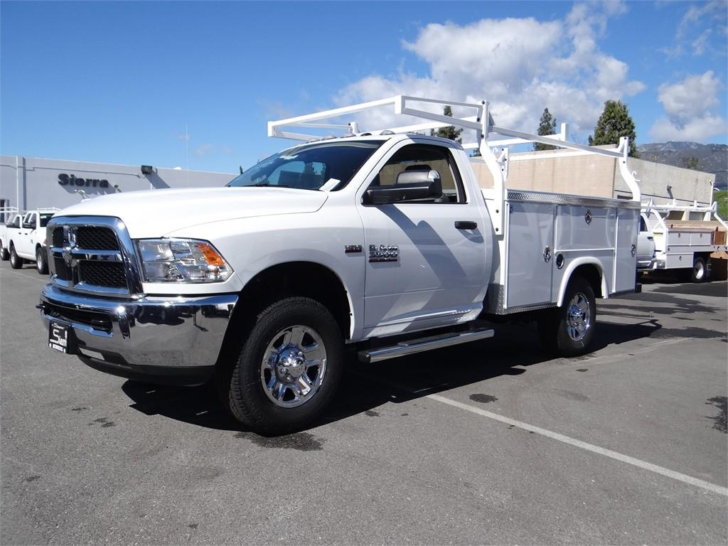 2018 Ram 3500 Regular Cab 4x2,  Royal Service Body #R1793T - photo 6
