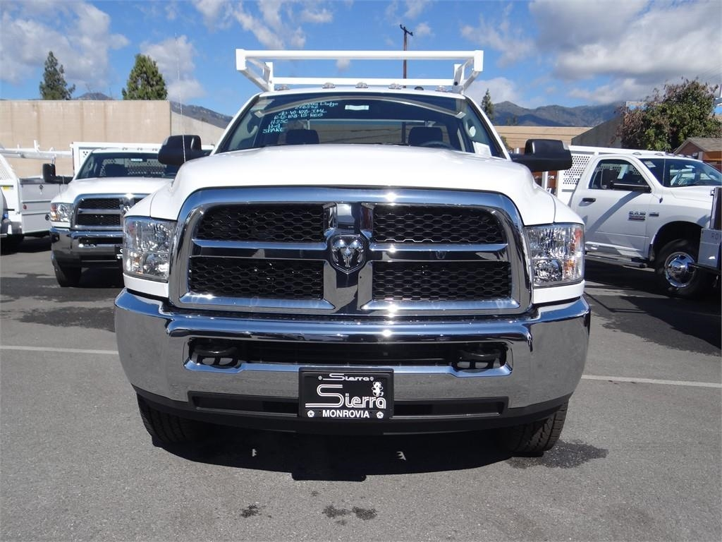 2018 Ram 3500 Regular Cab 4x2,  Royal Service Body #R1793T - photo 7