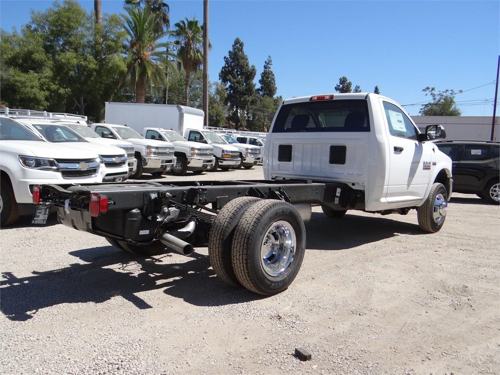 2018 Ram 3500 Regular Cab DRW 4x2,  Cab Chassis #R1794T - photo 2
