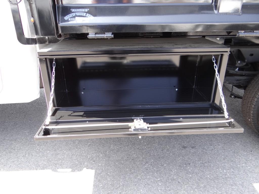 2018 Ram 3500 Regular Cab DRW 4x2,  Rugby Eliminator LP Steel Dump Body #R1794T - photo 13