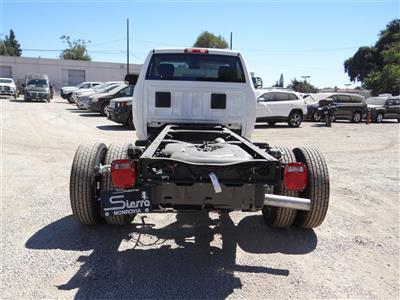 2018 Ram 3500 Regular Cab DRW 4x2,  Cab Chassis #R1794T - photo 4